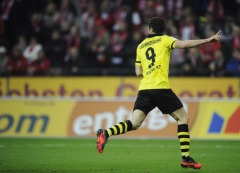 Lewandowski no Manchester: tem sentido?(Foto: Getty Images)